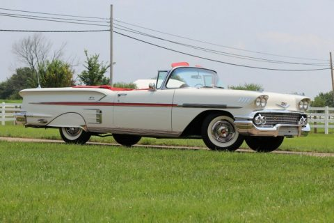 1958 Chevrolet Impala for sale