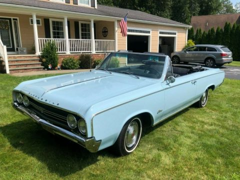 1964 Oldsmobile Cutlass Convertible for sale