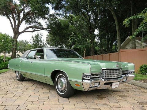 1972 Mercury Grand Marquis Brougham for sale
