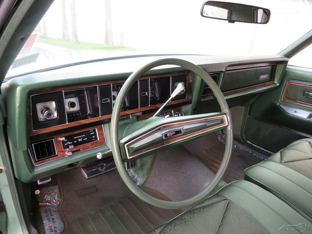 1972 Mercury Grand Marquis Brougham