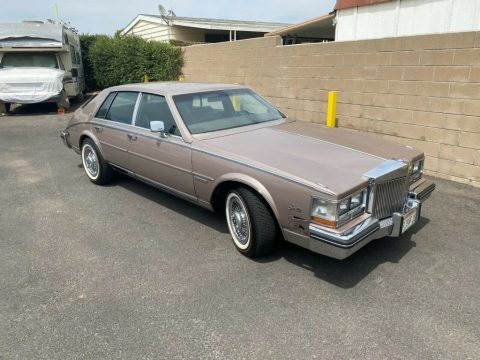 1983 Cadillac Seville for sale