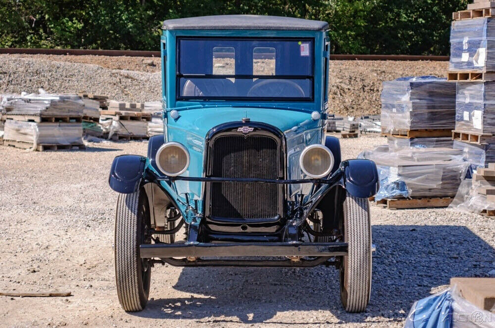 1929 Chevrolet Capitol