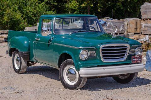 1960 Studebaker Stepside Pickup for sale