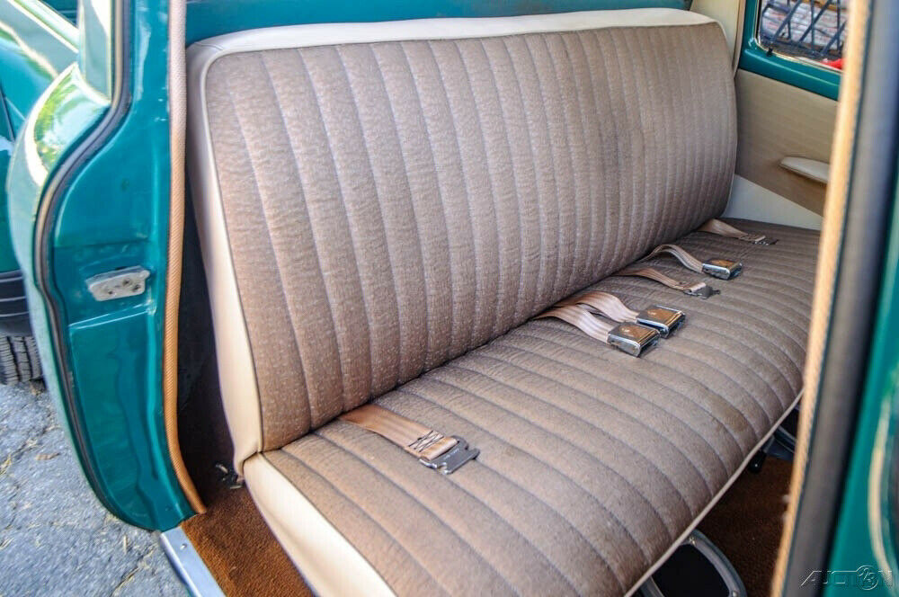 1960 Studebaker Stepside Pickup