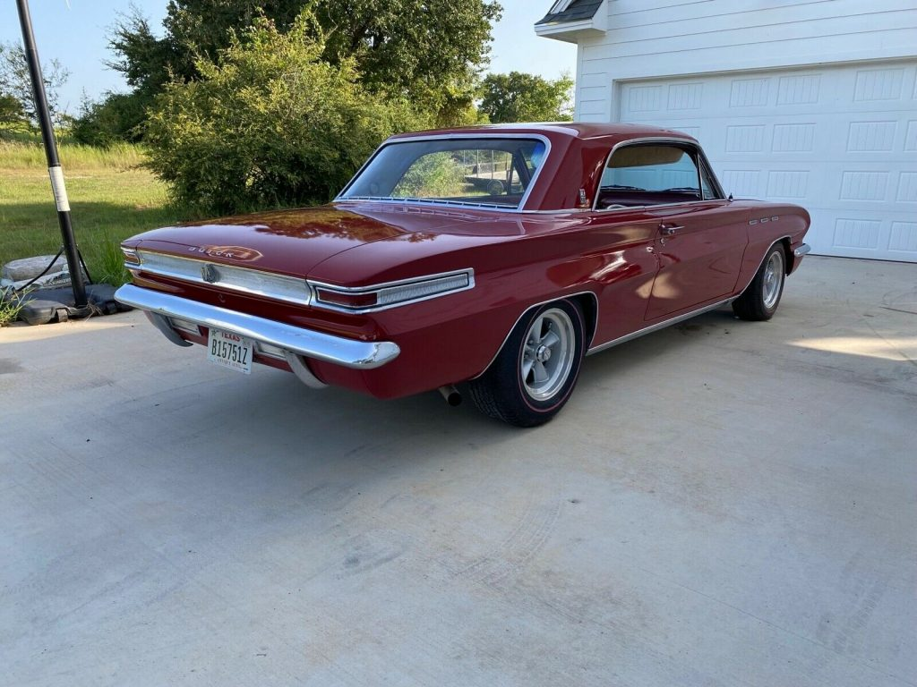 1962 Buick Skylark