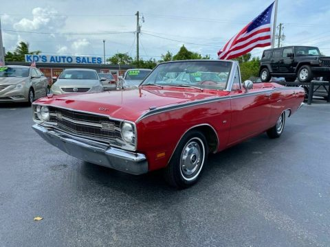 1969 Dodge Dart Convertible for sale