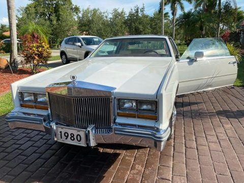 1980 Cadillac Eldorado for sale