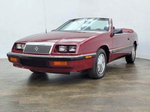 1988 Chrysler LeBaron for sale