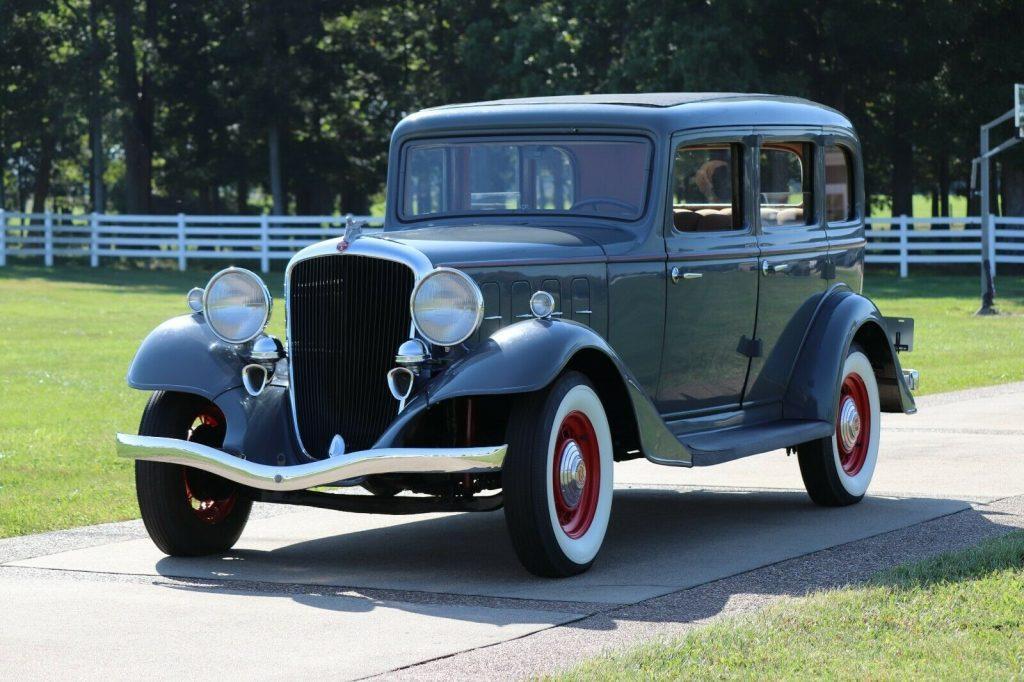 1933 Hudson Teraplane