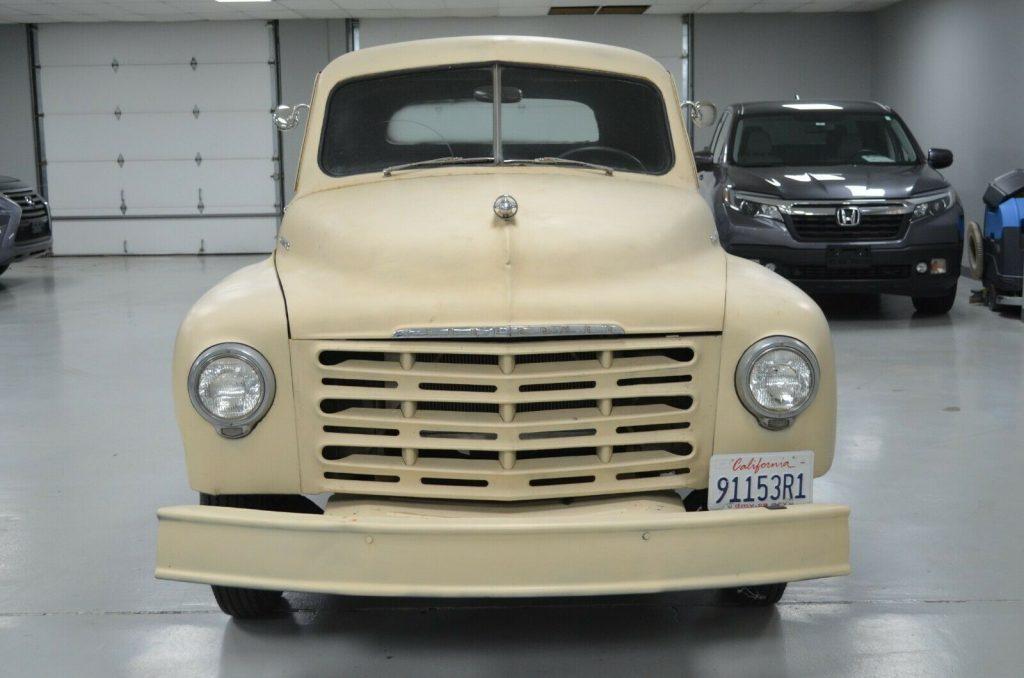 1949 Studebaker 2R5