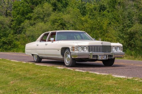 1974 Cadillac Fleetwood for sale