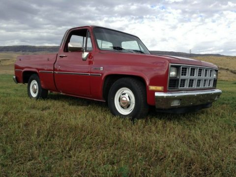 1981 GMC Sierra 1500 for sale