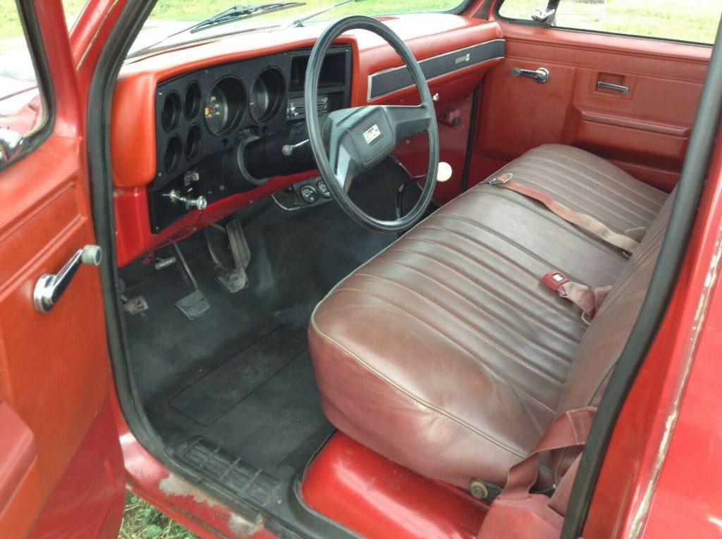 1981 GMC Sierra 1500