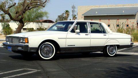 1986 Pontiac Parisienne Brougham for sale