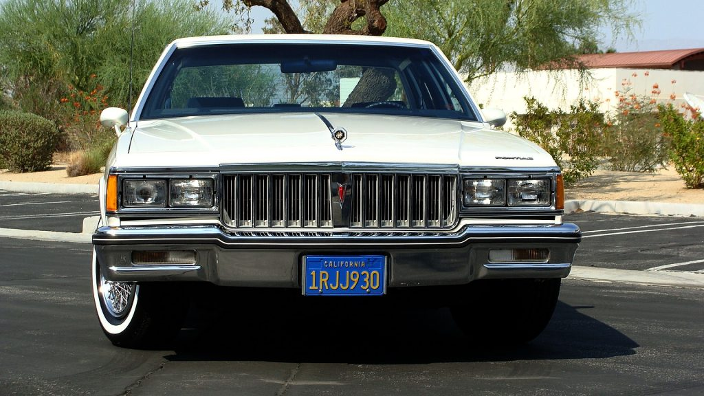 1986 Pontiac Parisienne Brougham