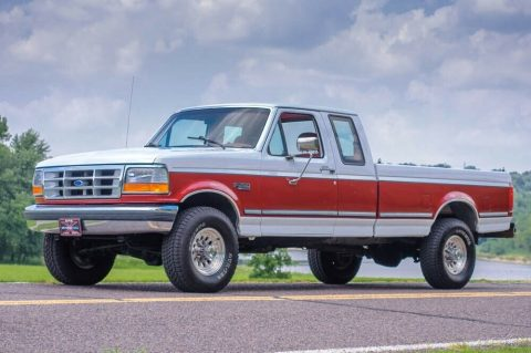 1992 Ford F-250 for sale
